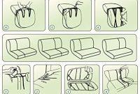 grossen zentimex z924361 sitzbezuge vordersitze ruckbank stoff grau airbag kompatibel bild