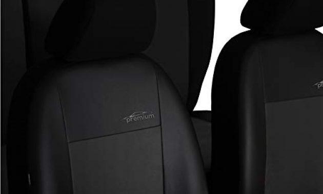 schone ejp unico premium autositzbezuge sitzbezuge schonbezuge set passend fur navara np300 d40 hier farbe grau foto