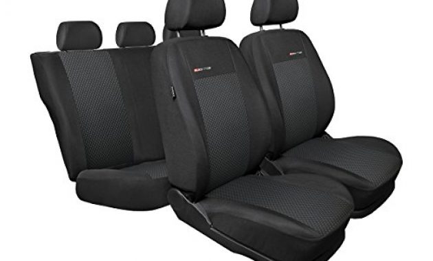 schone elegance e3 massgeschneidert autoschonbezug set hintere geteilte sitzbank 5902311274826 bild