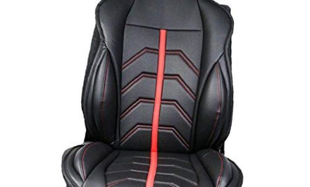 schone sharplace sanfte auto sitzbezuge inkl autositz und kopfstutze bezuge fur kfz lkw schwarz bild