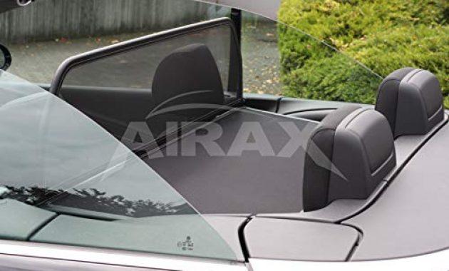 wunderbare airax windschott fur eos windabweiser windscherm windstop wind deflector deflecteur de vent bild