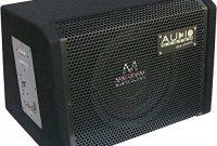 wunderbare audio system m08 active active m series high efficient bild