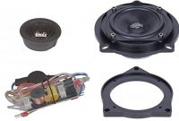 wunderbare audio system x 100 bmw 10cm 2 wege system fur bmw foto
