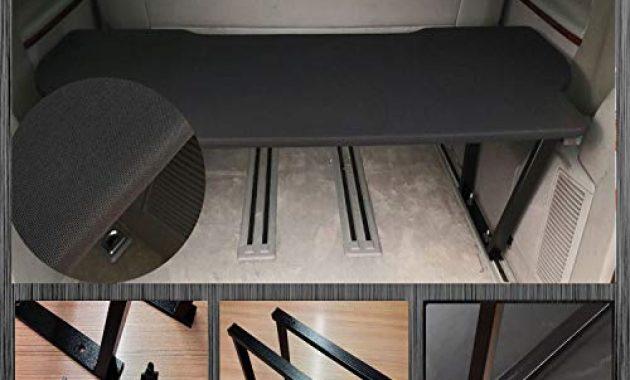 wunderbare bremer sitzbezuge vw t5 t6 multivan multiflexboard inkl matratze bettverlangerung unischwarz foto