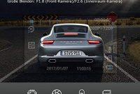 wunderbare crosstour gps autokamera dashcam 1080p vorne und 720p hinten kamera mit parkuberwachungsfunktion infrarot nachtsichtmodus bewegungserkennung and wdr foto