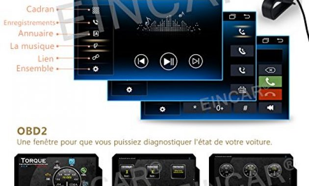 wunderbare eincar car radio dvd player android 60 marshmallow stereo system universal double din capacitive touch screen 62inch car dvd player support bluetooth gps navigation steering wheel 10 foto