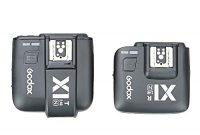 wunderbare godox x1n 24 ghz i ttl wireless transmitter und receiver trigger set fur nikon bild