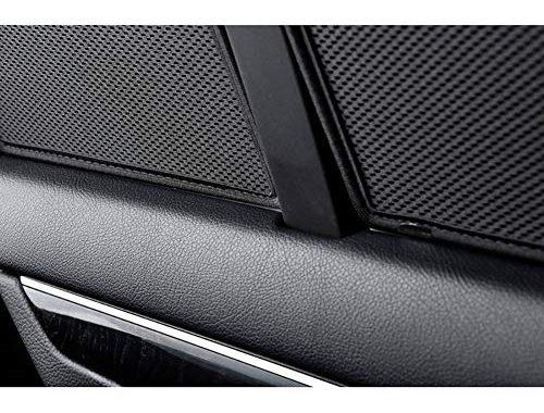 wunderbare satz car shades kompatibel mit a4 b5 avant 1996 2001 bild