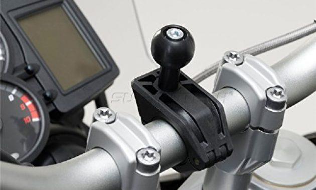 wunderbare sw motech universal motorrad gps navihandy halter navi pro case l bild