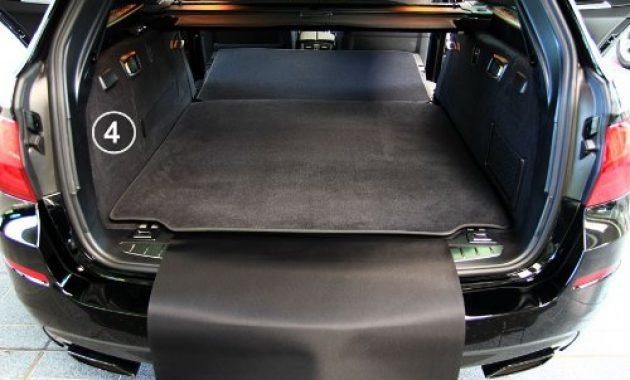 wunderbare tuning art 2901 kofferraummatte 3 teilig ruckbankschutz ladekantenschutz bild