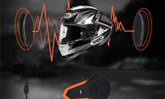 wunderbare veetop motorrad bluetooth headset bis zu 3 benutzer 2er set intercom foto